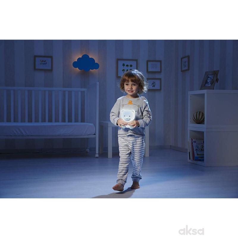 Chicco noćna lampa Dream light plava