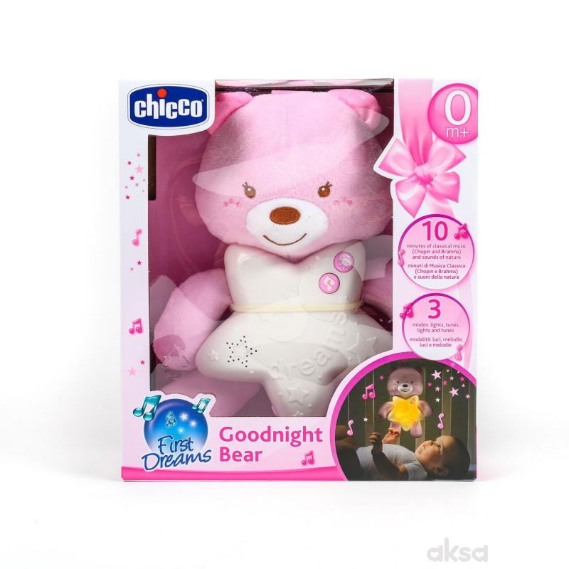 Chicco Goodnight roze meda