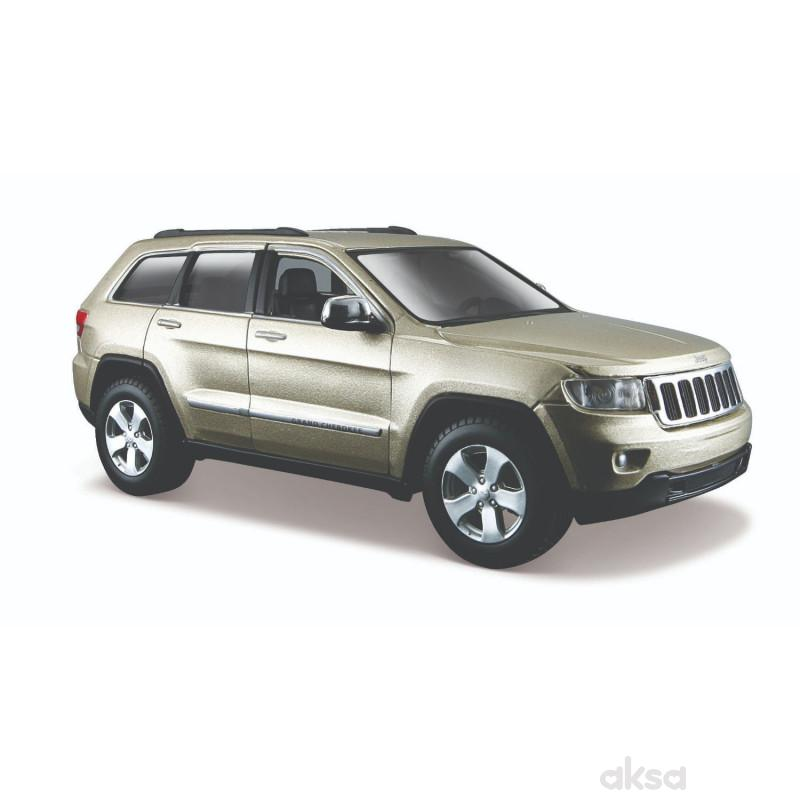 Maisto igračka automobil Jeep Grand Cherokee 1:24