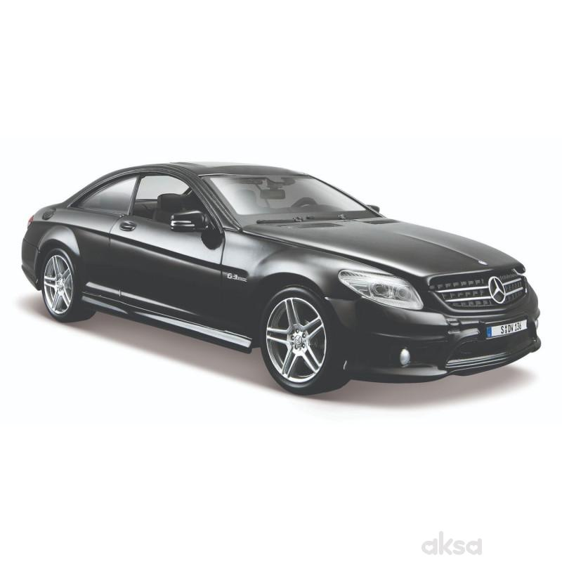 Maisto igračka automobil Mercedes CL63 AMG 1:24