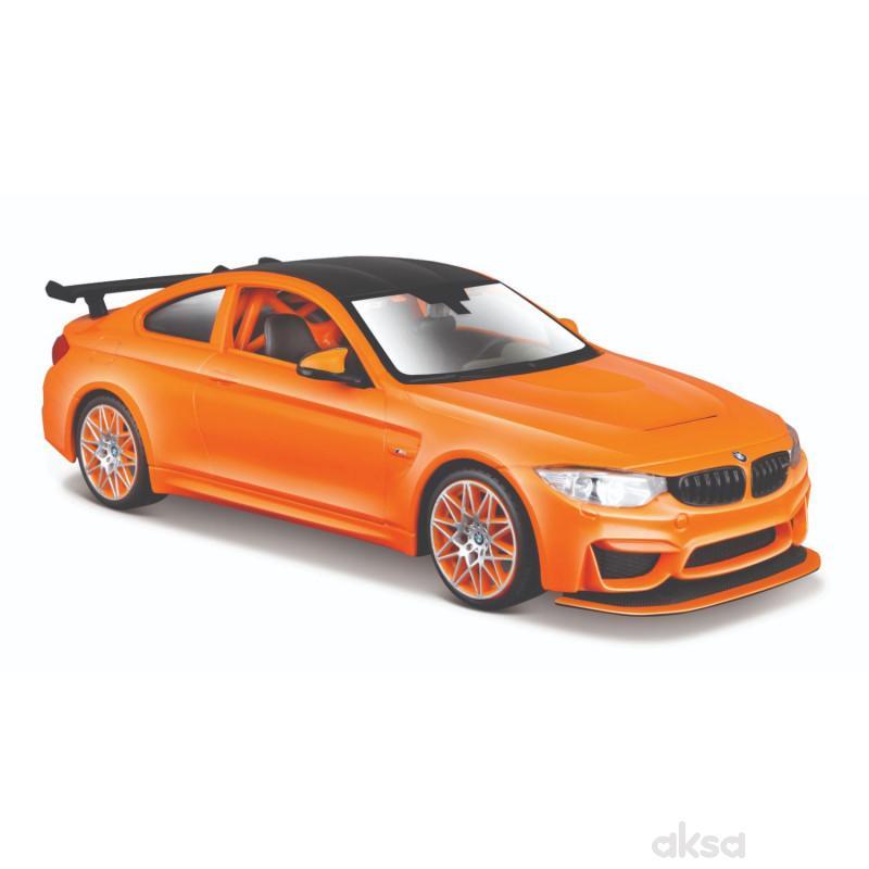 Maisto igračka automobil BMW M4 GTS 1:24