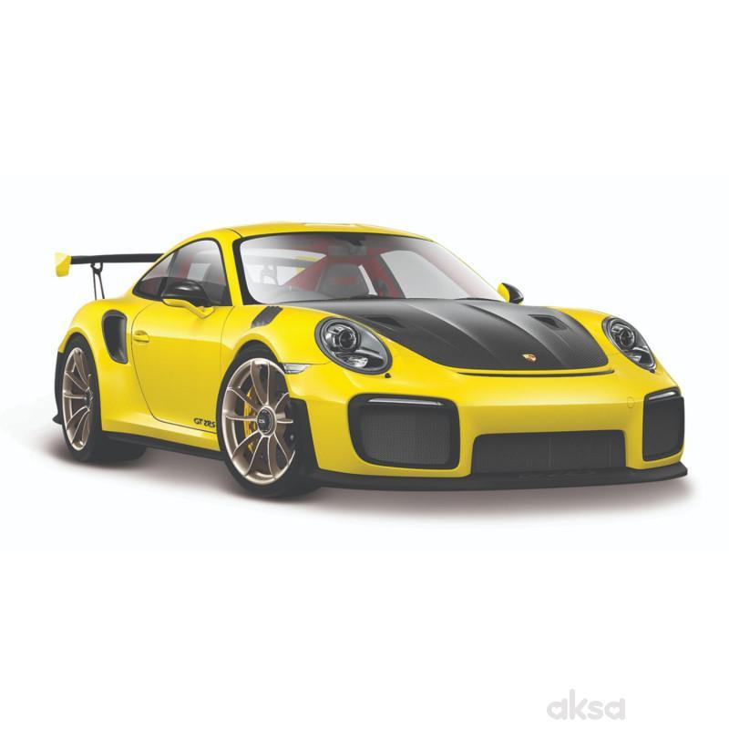 Maisto igračka automobil Porsche 911 GT2 RS 1:24