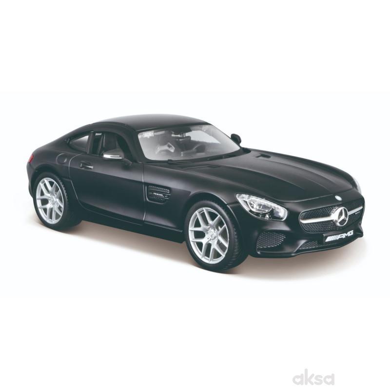 Maisto igračka automobil Mercedes AMG GT 1:24