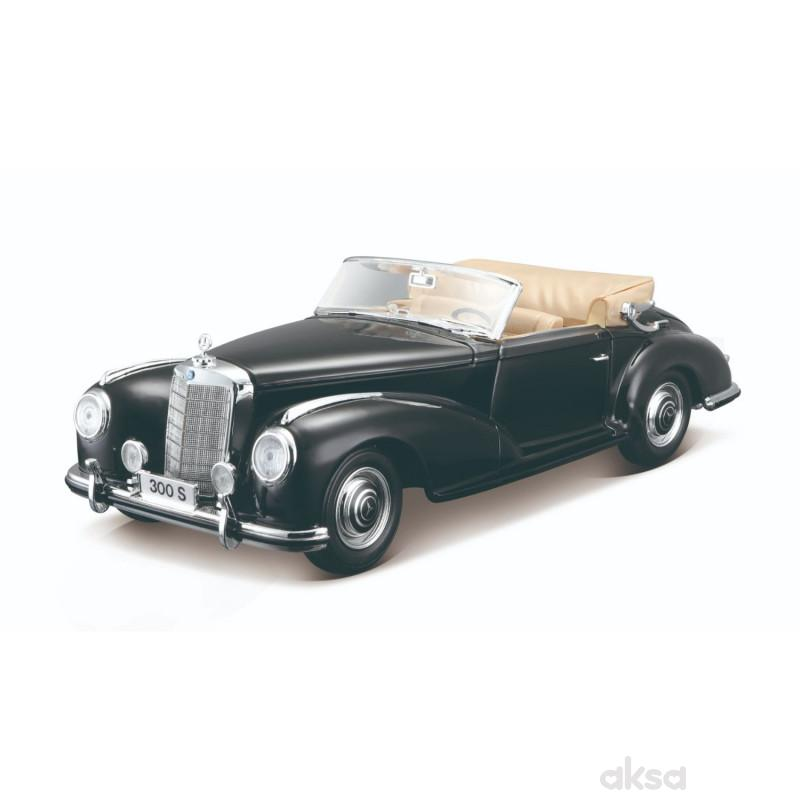 Maisto igračka automobil B Mercedes Benz 300S 1:18