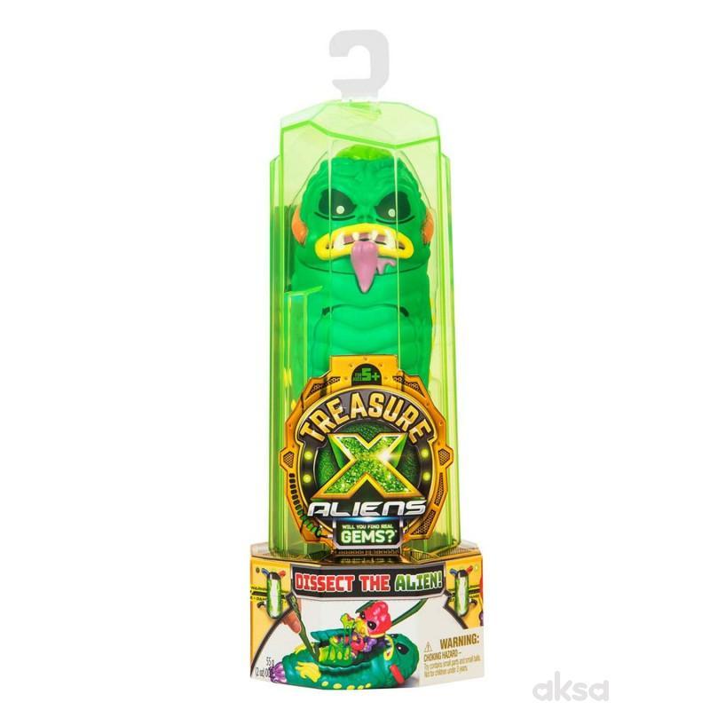 Treasure X Alien Hunt