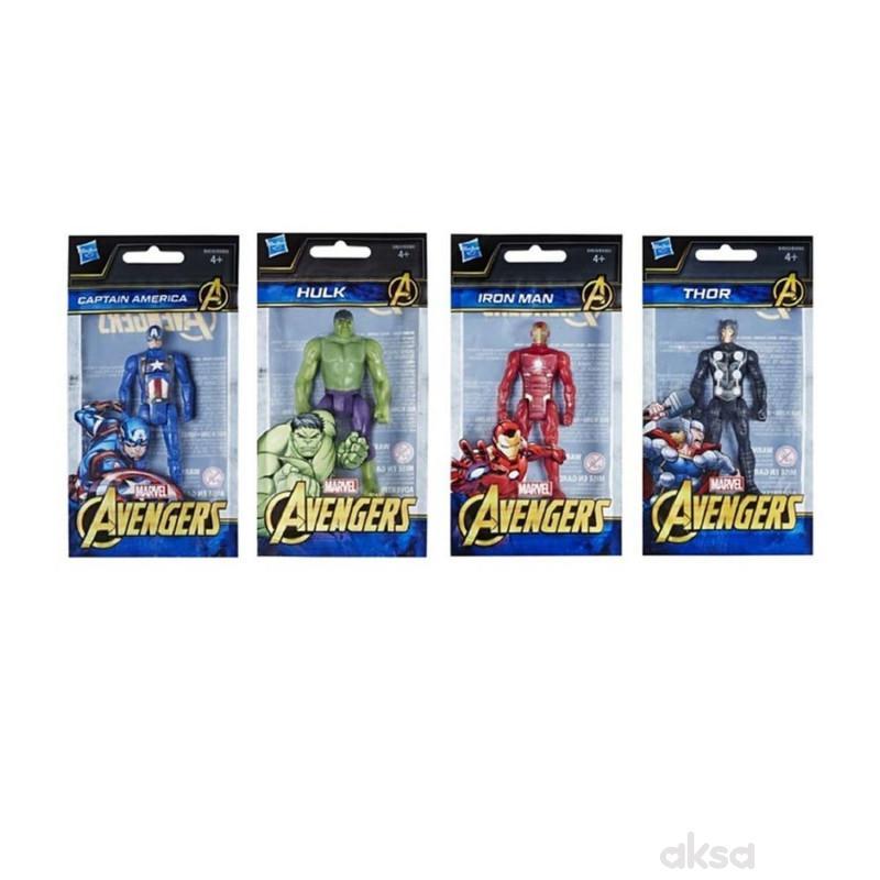 Avengers Mini Figura Asst