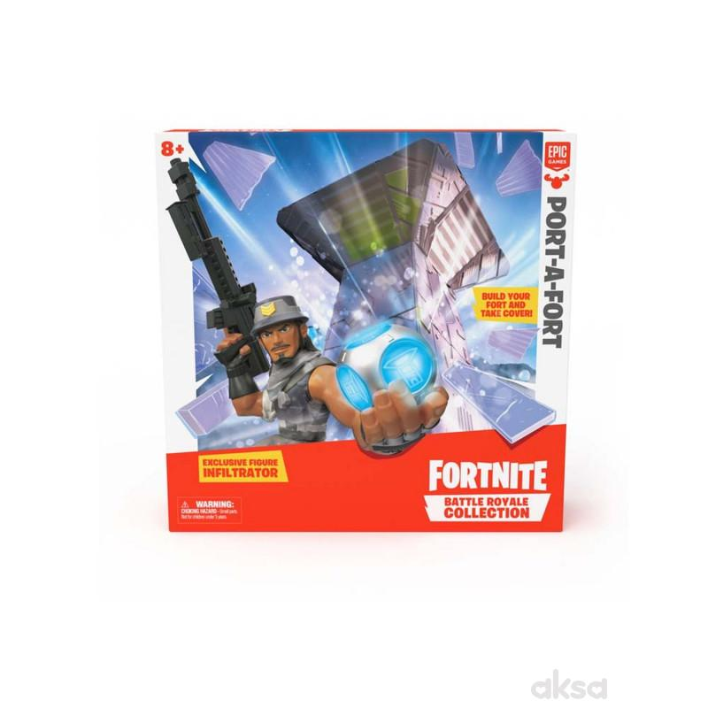 Fortnite Port A Fort