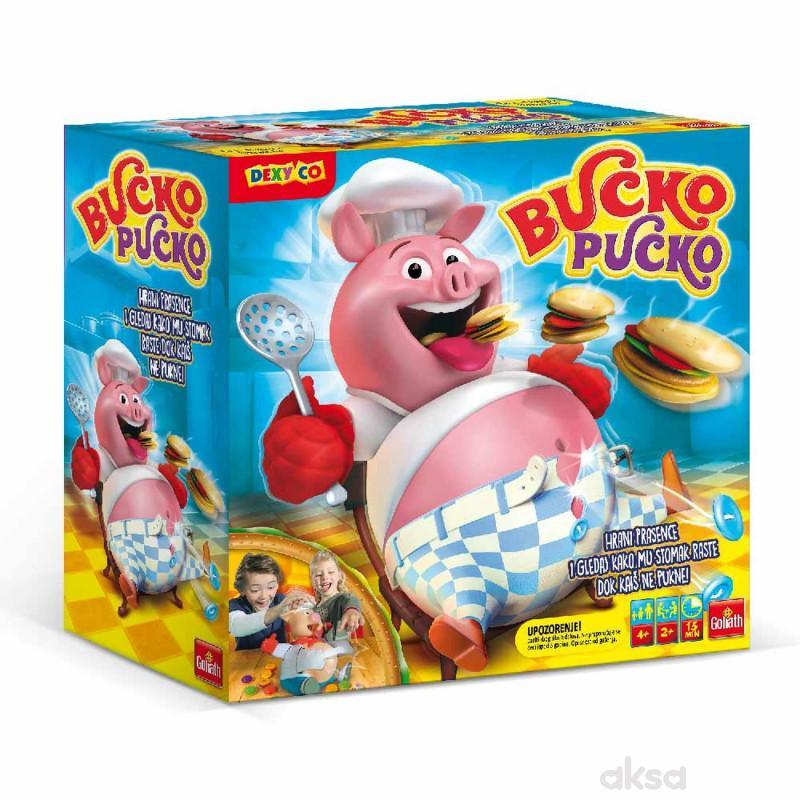 Bucko Pucko Drustvena Igra