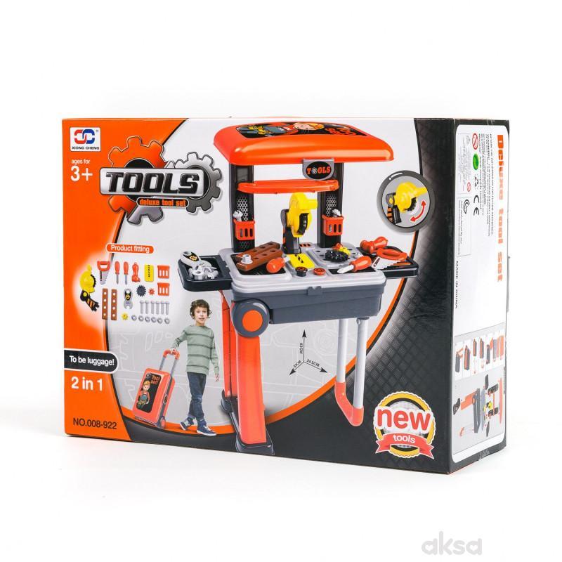 Qunsheng Toys, igračka alat