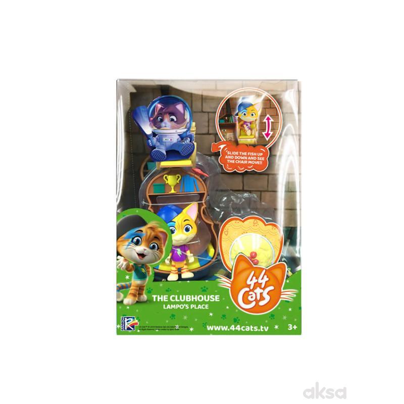 44Cats Lampo Deluxe set za igranje