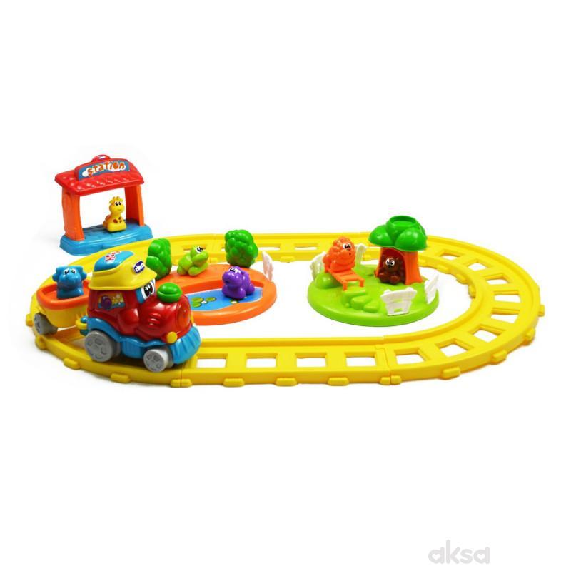 Chicco igračka Voz za Avanture