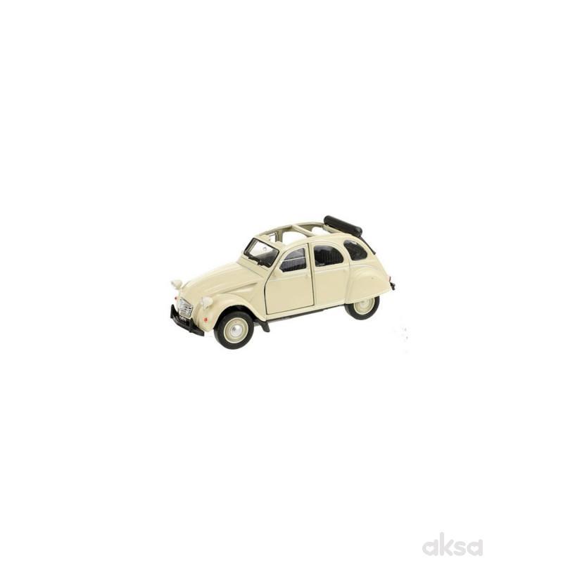 Welly Metalni Auto Citroën 2Cv