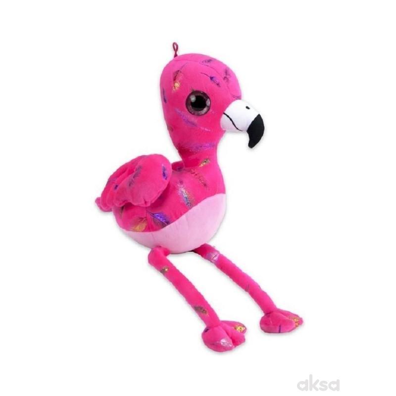 Plišani Flamingo Roze 30Cm