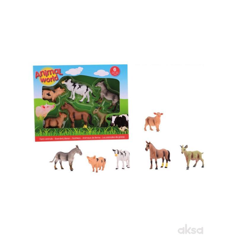 Animal World Zivotinje Domace u Kutiji