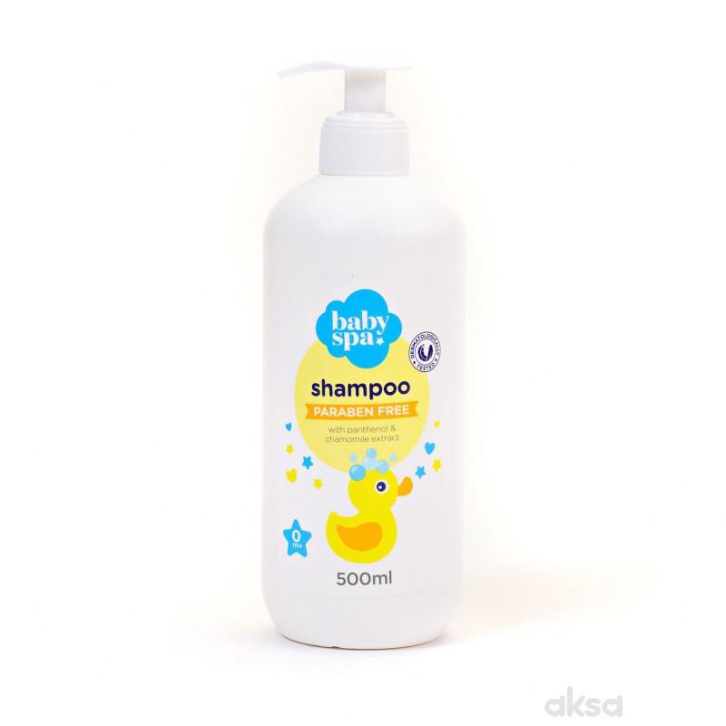 Baby spa šampon 500ml