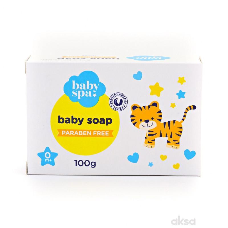 Baby spa sapun za bebe 100g