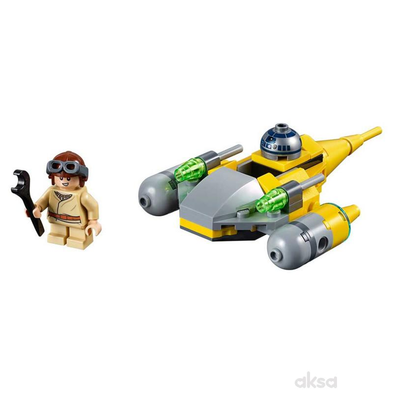 Lego Star Wars Naboo  Microfighter