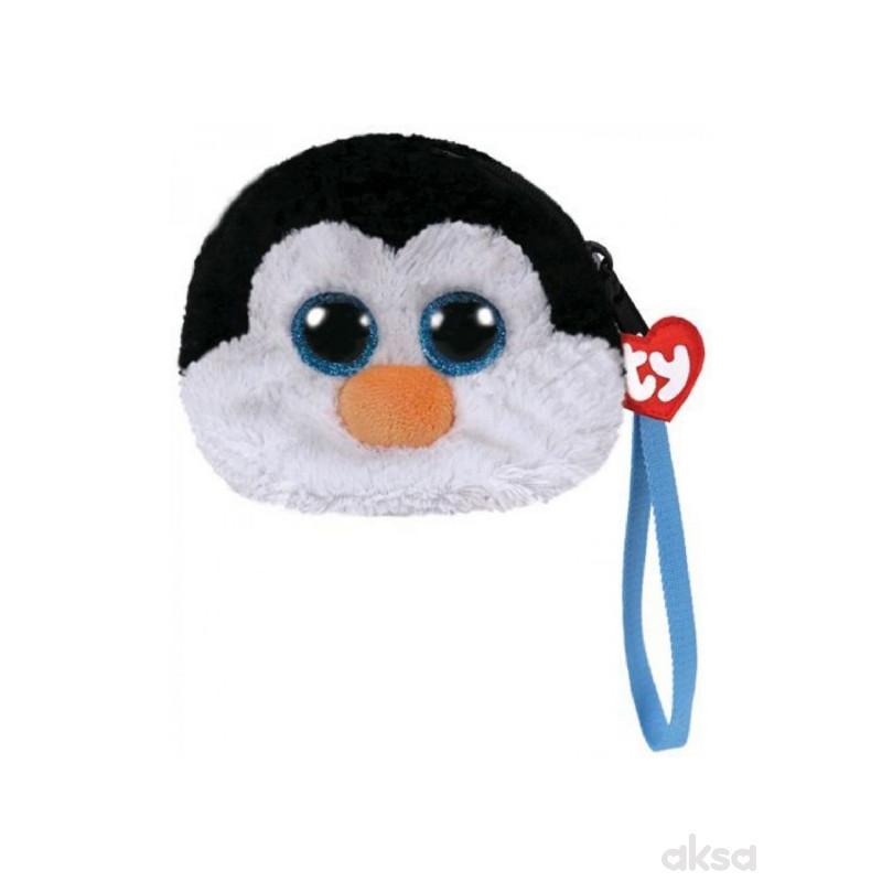 Ty Plisana tasna Pingvin Waddles