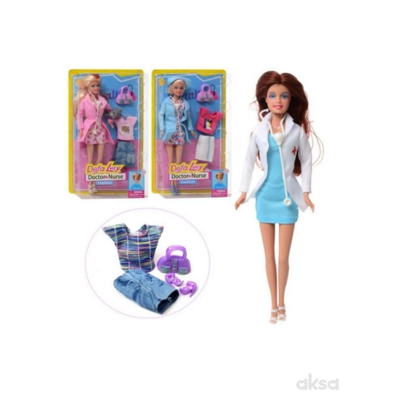 Defa Lutka 2u1 Doktorka I Medicinska sestra