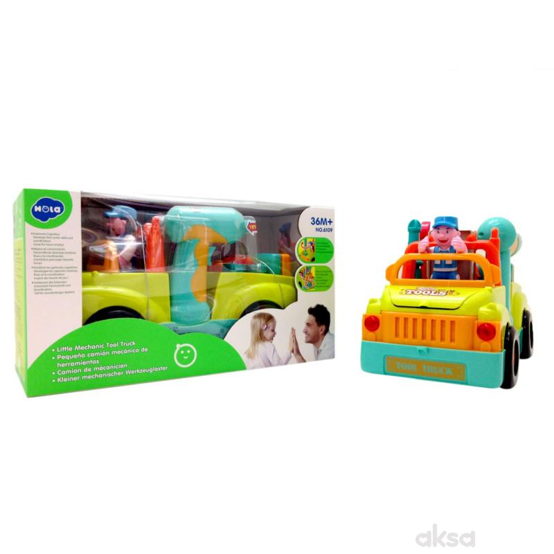 Huile toys igracka kamion