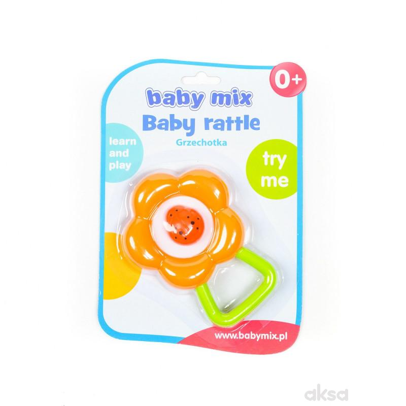 Baby Mix zvečka cvetić