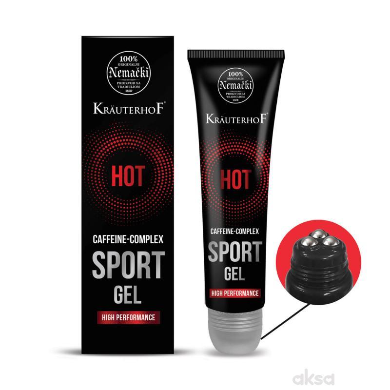 Krauterhof sport gel hot 150ml