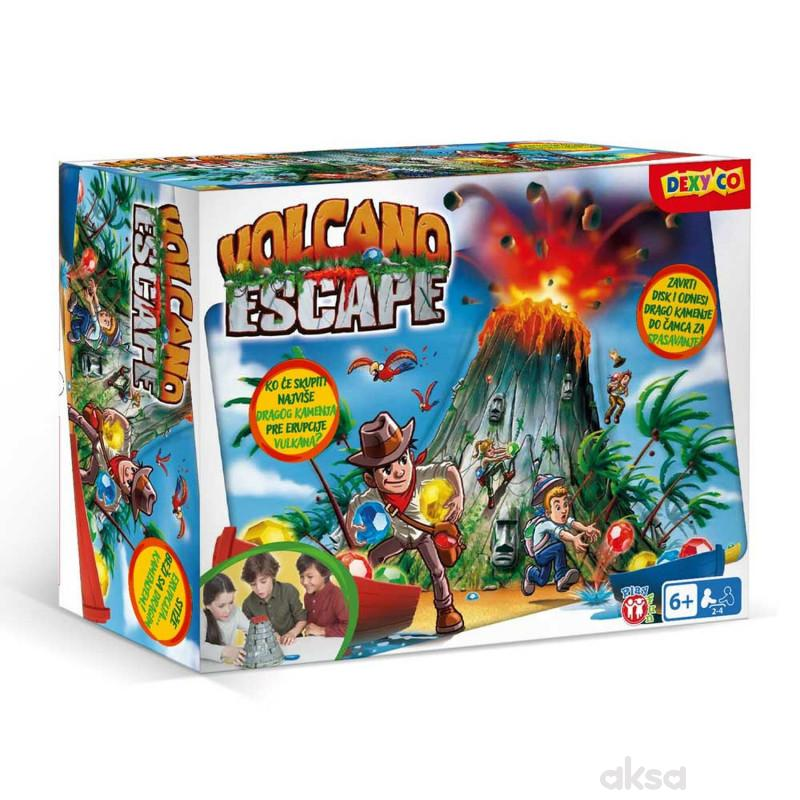 Vulkan Drustvena Igra