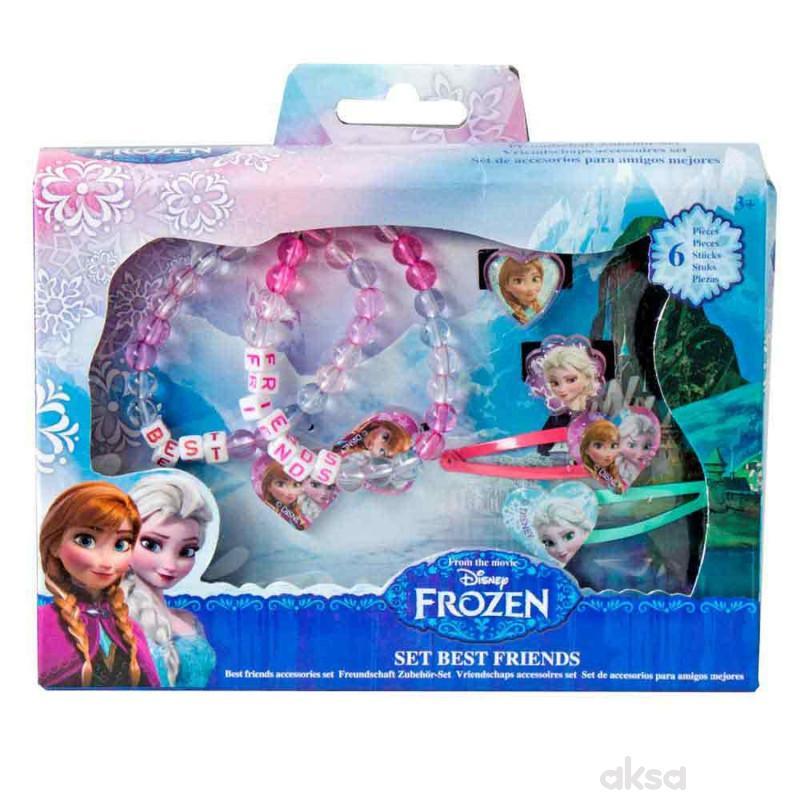 Frozen set ogrlica i šnala