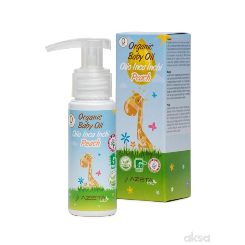 Azeta Bio baby organsko ulje 50ml