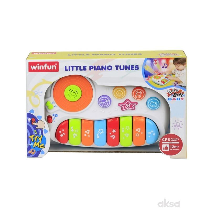 Win Fun igračka mali klavir