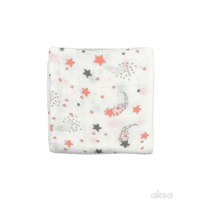 Lillo&Pippo,tetra pelena,Zvezdice,rubljena