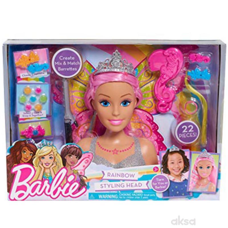 Barbie Dreamtopia Glava Za Ukrasavanje