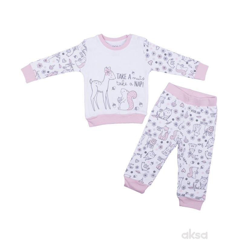 MyBaby pidžama,devojčice