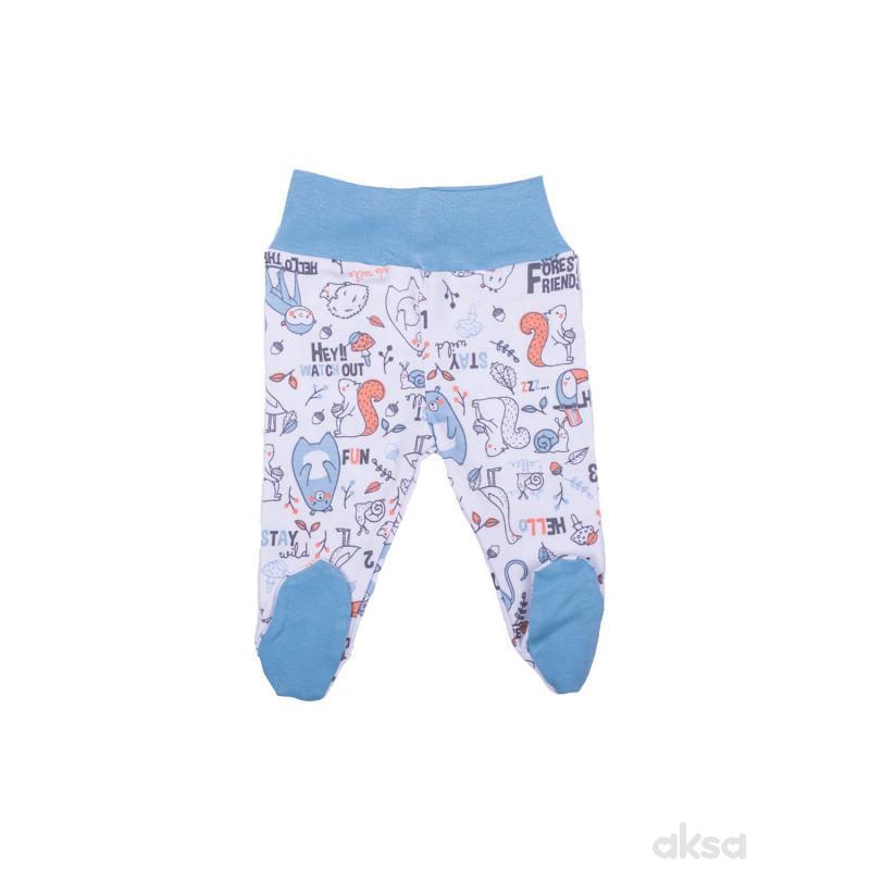 MyBaby pantalone sa stopicama, dečaci