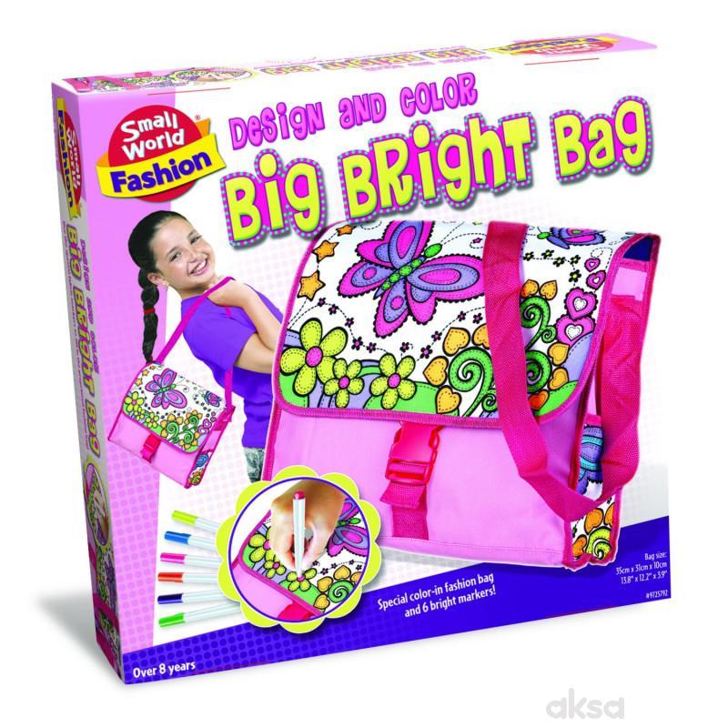 Creative Toys torba za ukrašavanje za devojčice