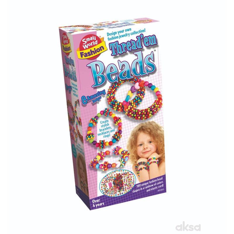 Creative Toys set nitnih perlica