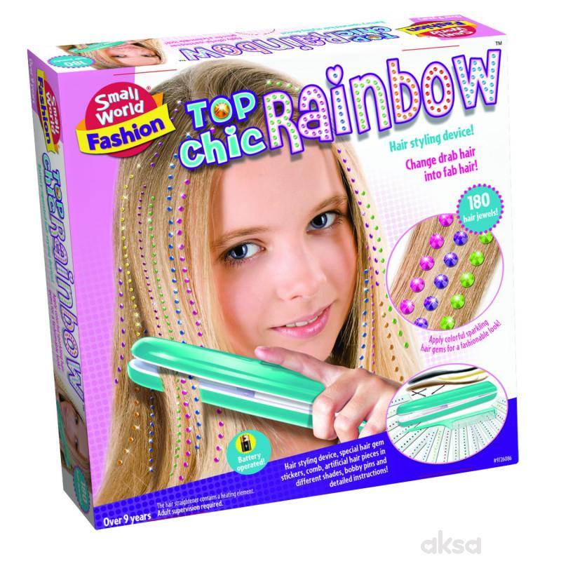 Creative Toys presa za kosu sa cirkonima