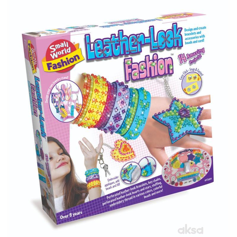 Creative Toys kožni aksesoari za devojčice
