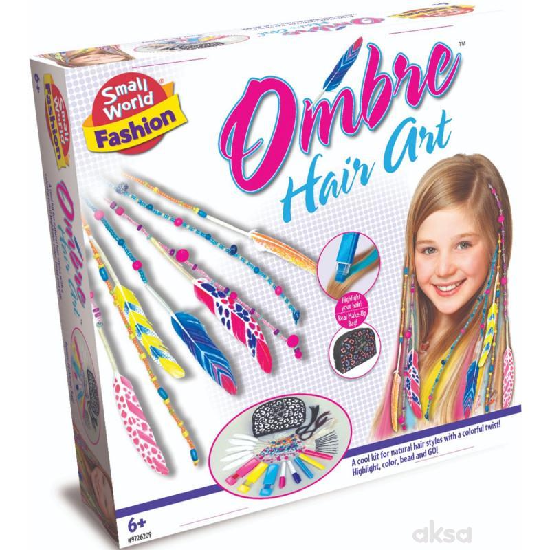 Creative Toys set za kosu za devojičice