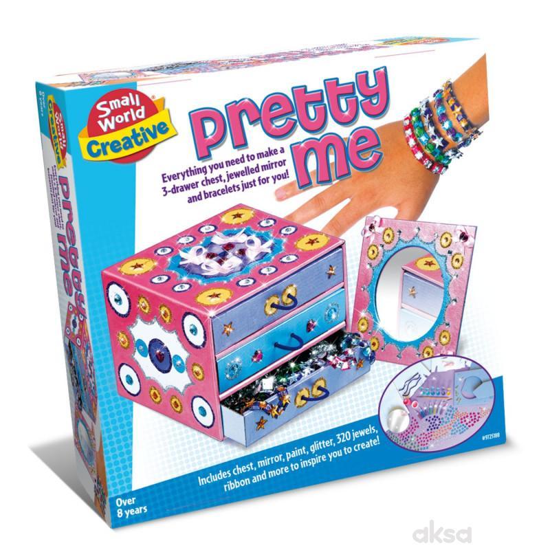 Creative Toys set za ulepšavanje za devojčice
