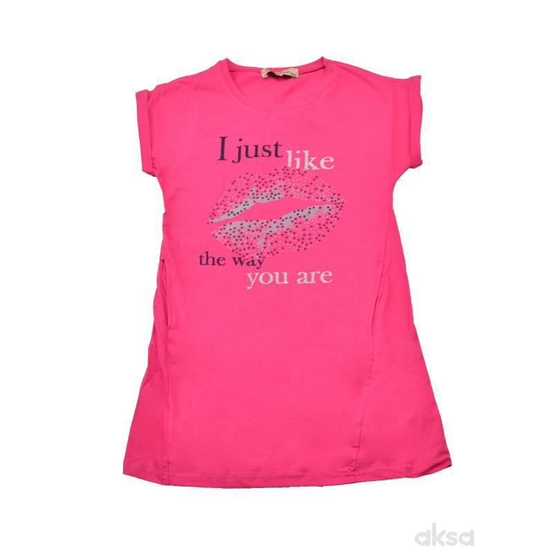 Lillo&Pippo haljina kr,devojčice