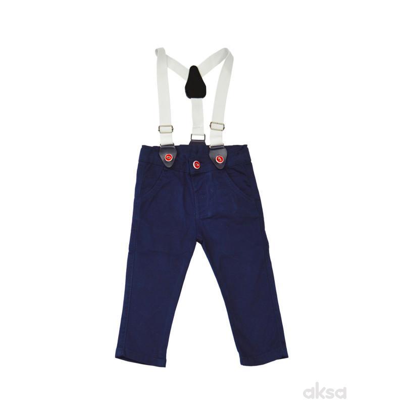Lillo&Pippo pantalone sa tregerima,dečaci