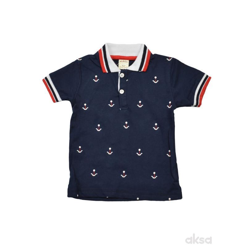 Lillo&Pippo polo majica kr,dečaci