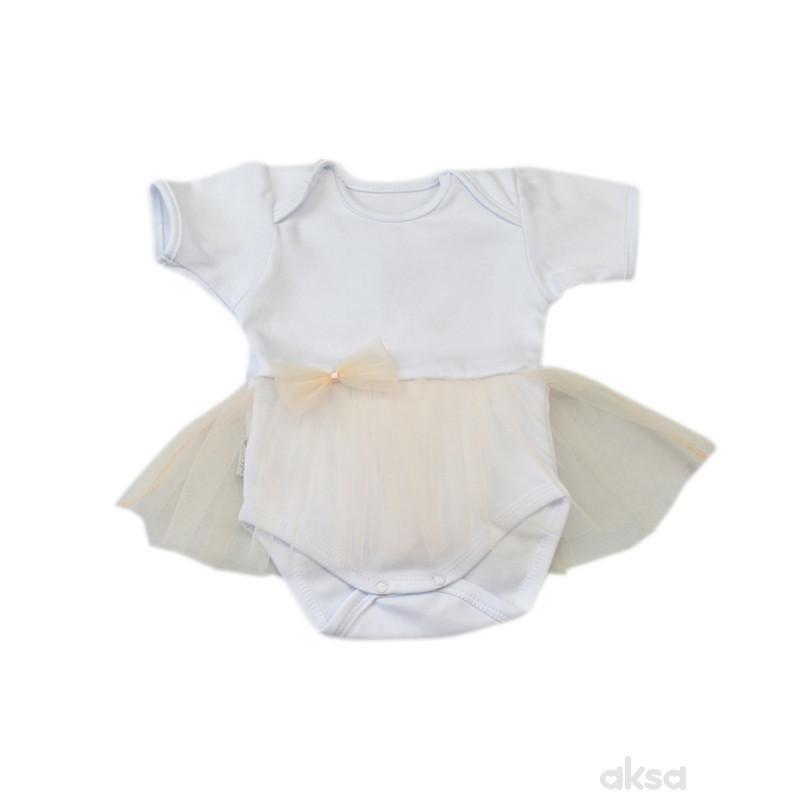 Lillo&Pippo bodi haljina kr, devojčice
