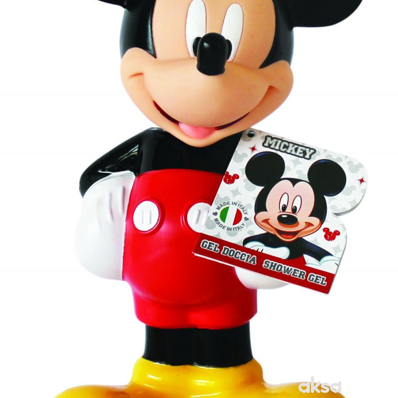 Mickey mouse 3D gel za tuširanje 200ml