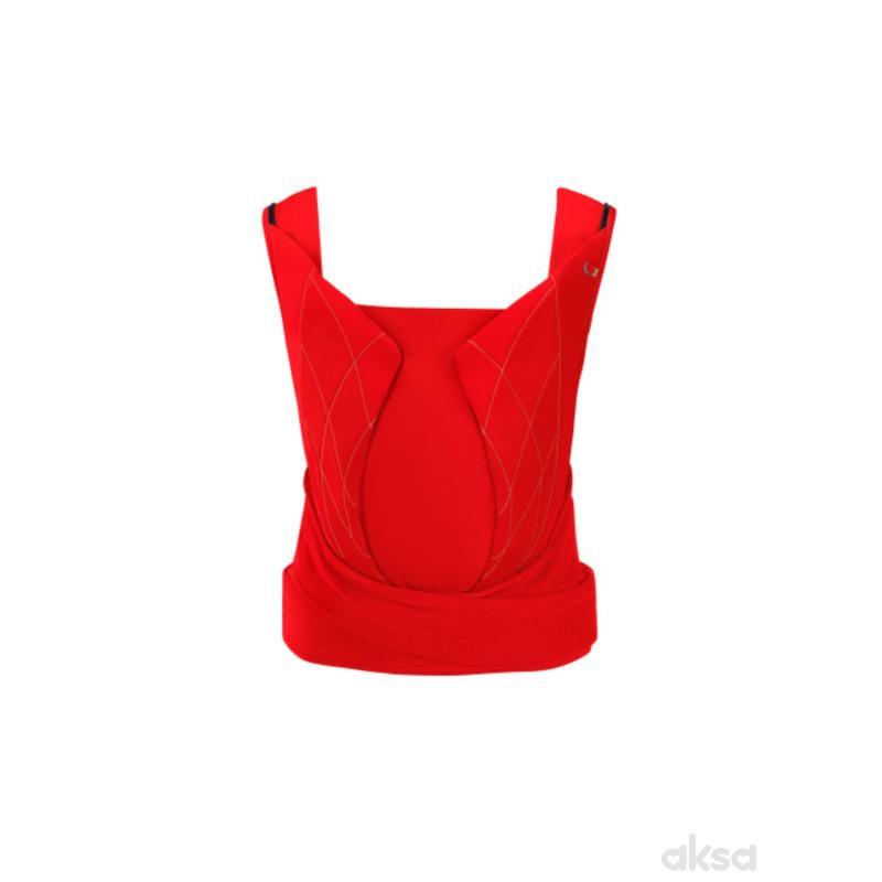 Cybex kengur nosiljka Yema gold red