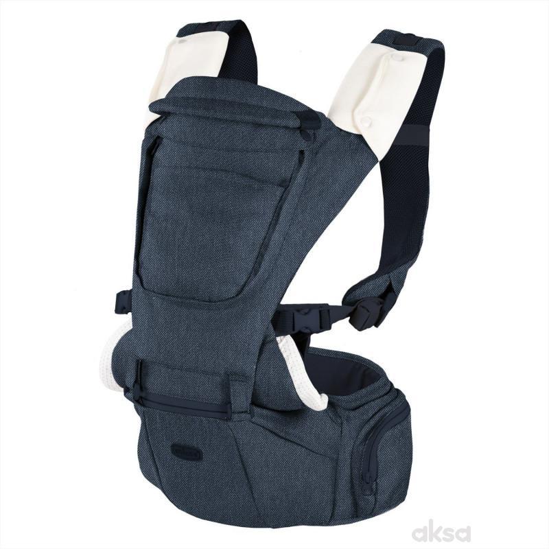 Chicco kengur nosiljka Hip Seat Denim