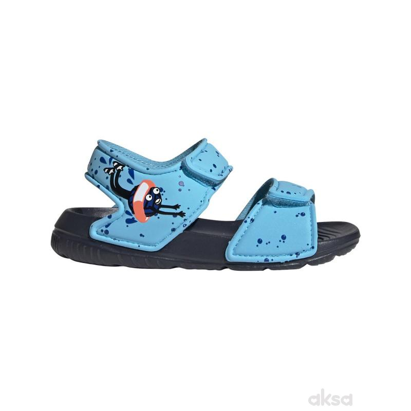 Adidas sandale,dečaci