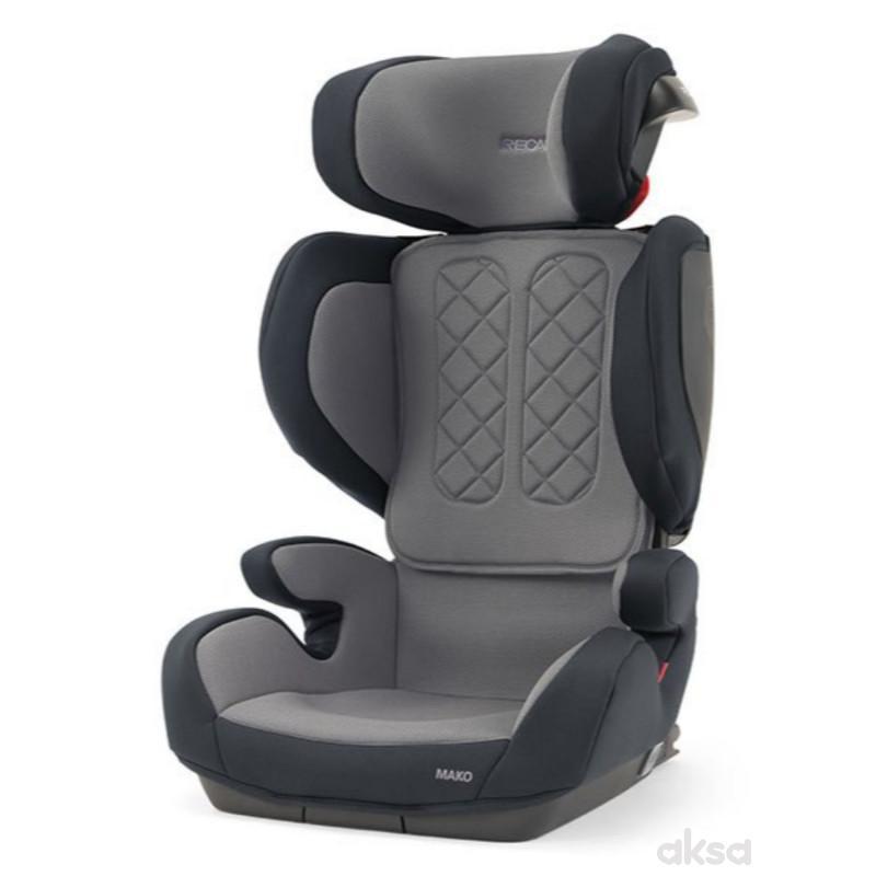Recaro a-s Mako i-Size (100-150cm), Carbon Black