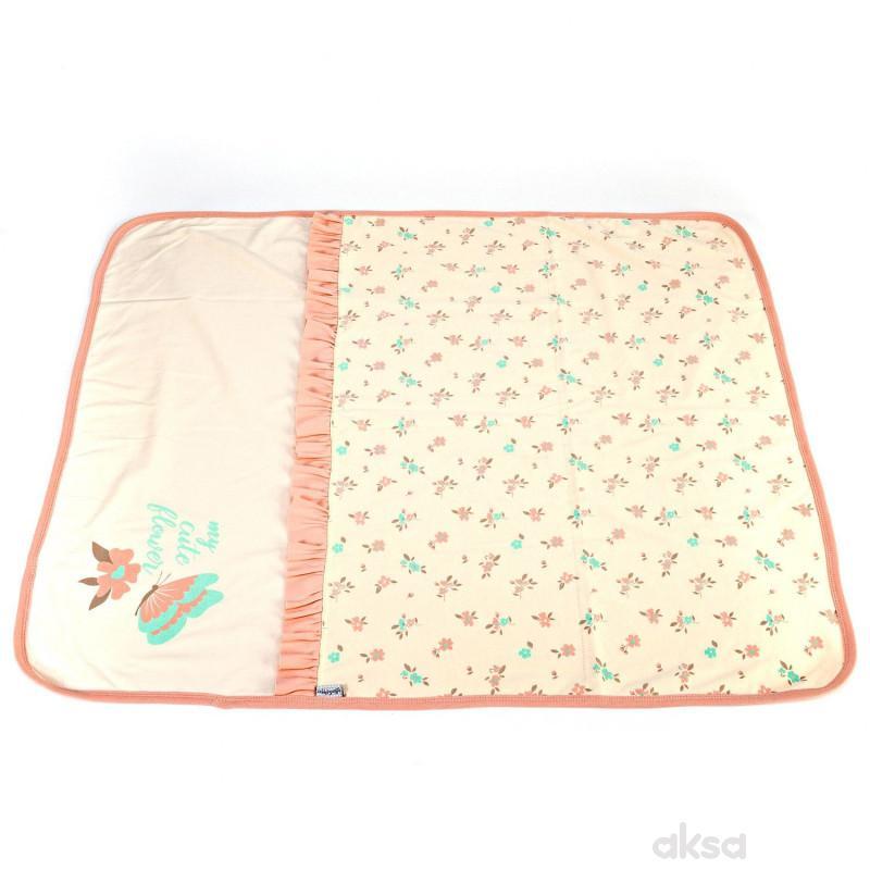 Lillo&Pippo prekrivač,devojčice